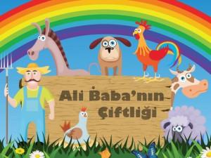 Ali Babanın Çiftliği Karaoke Çocuk Şarkıları