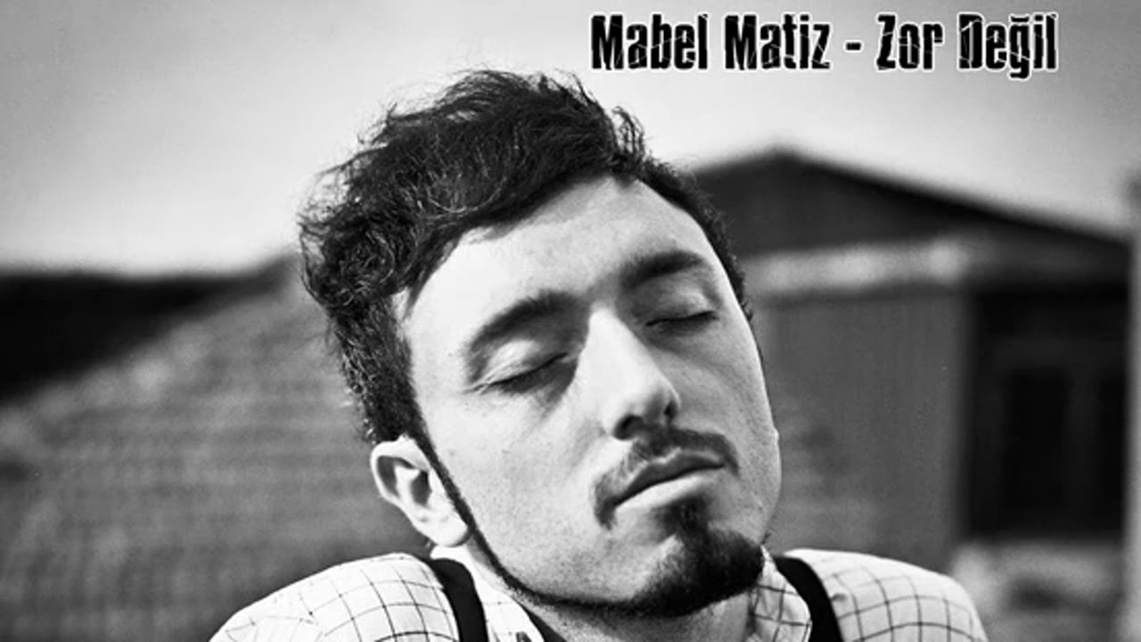 Zor Değil Karaoke Mabel Matiz